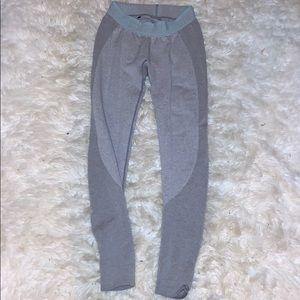 Mint & gray flex gymshark legging